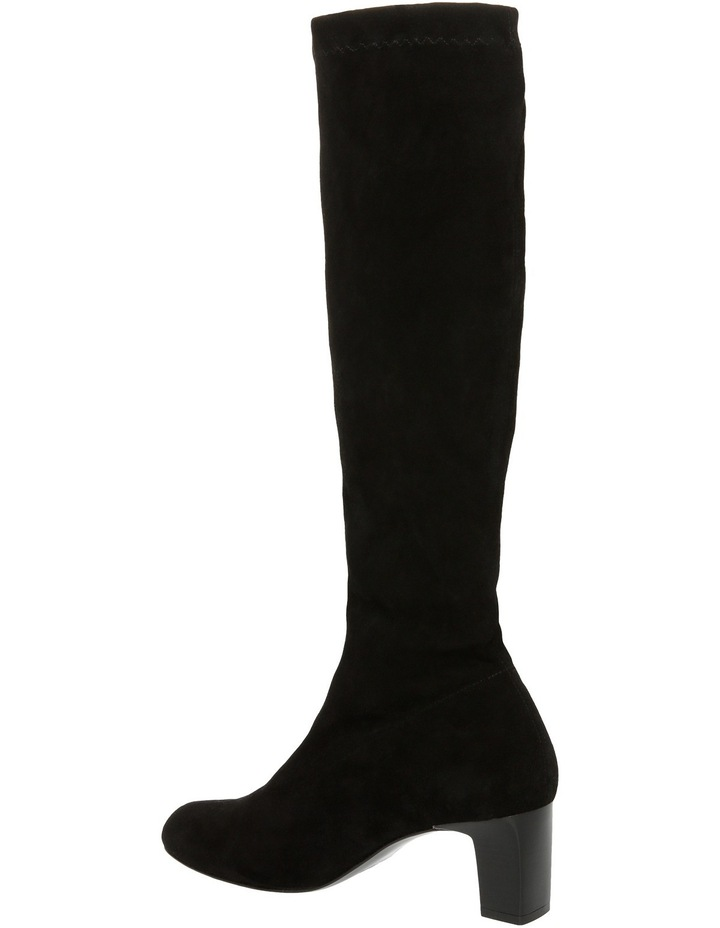 Palace Black Suede Boot image 2