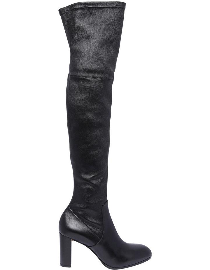 Stella Black Calf Boot image 1
