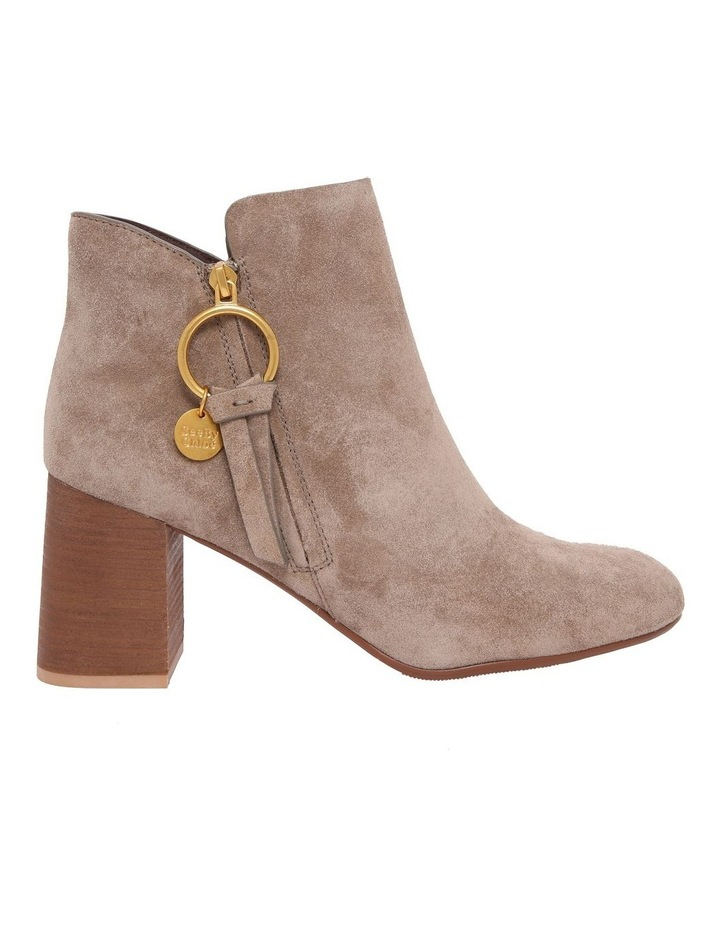 Taupe Suede Boot image 1
