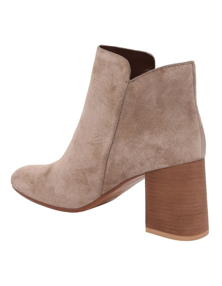 Taupe Suede Boot image 2