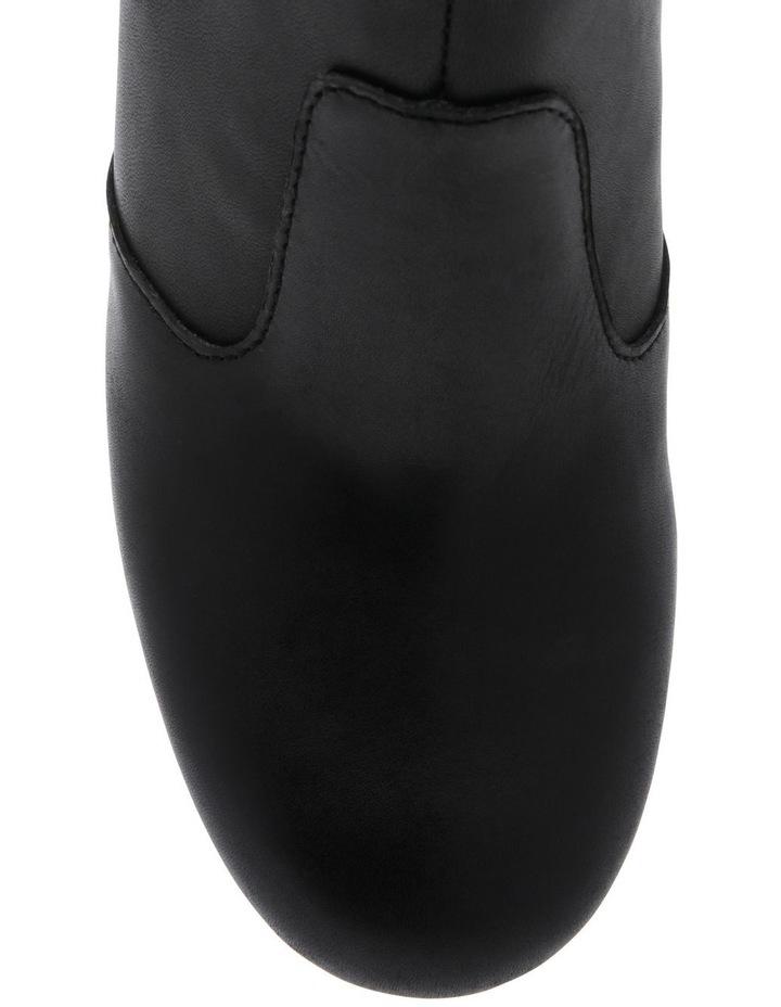 Black Calf Boot image 3