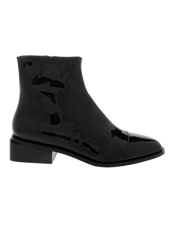 Xaviere Black Patent Boot image 1