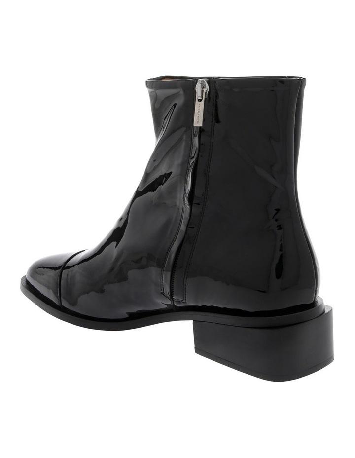 Xaviere Black Patent Boot image 2