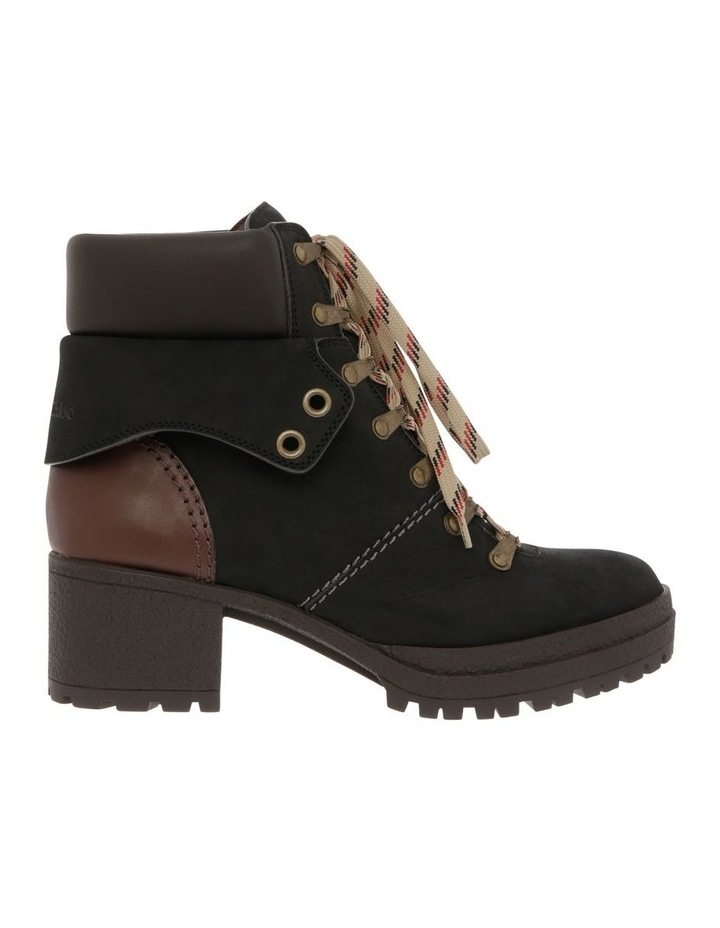 Lace-Up Black Boot image 1