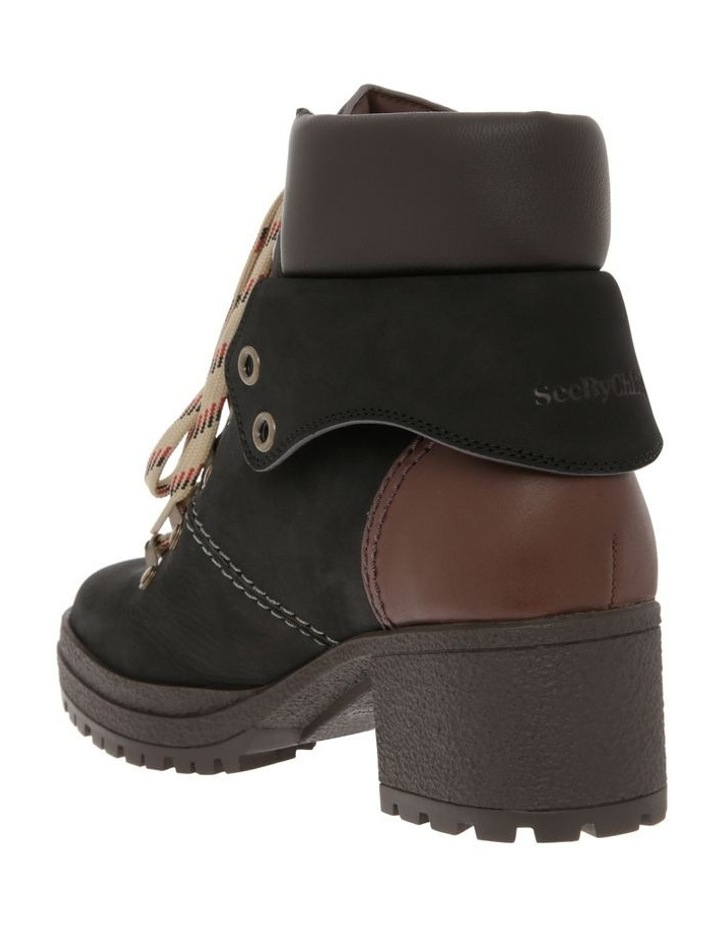 Lace-Up Black Boot image 2