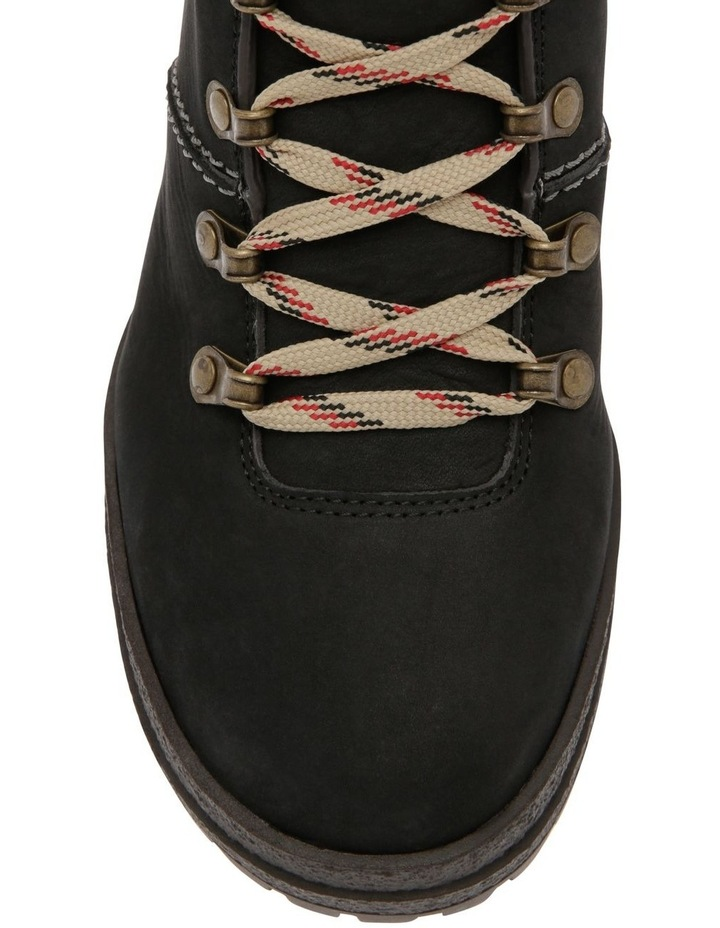 Lace-Up Black Boot image 5