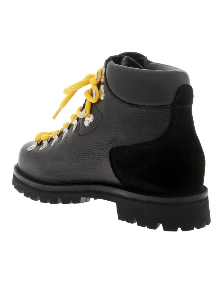 Black Hiking Boot image 2