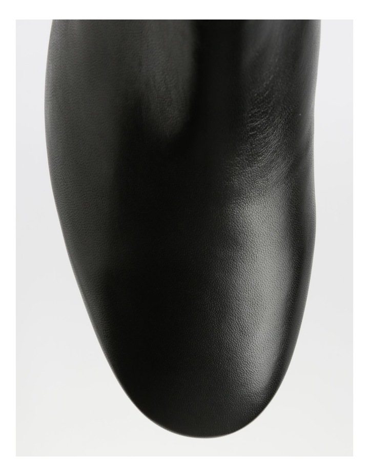 Paige Black Nappa Boot image 2