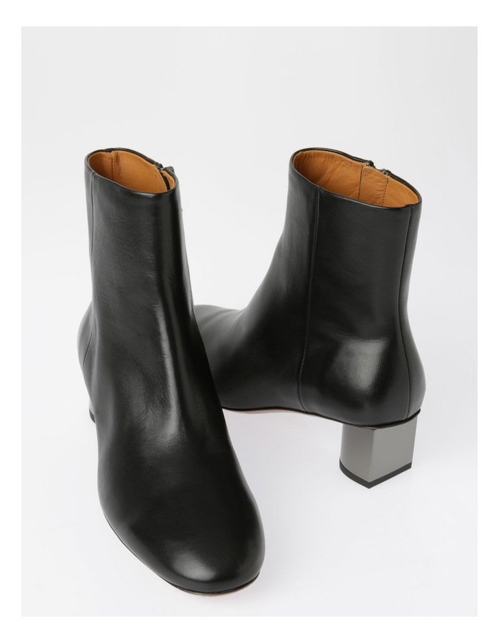 Paige Black Nappa Boot image 5