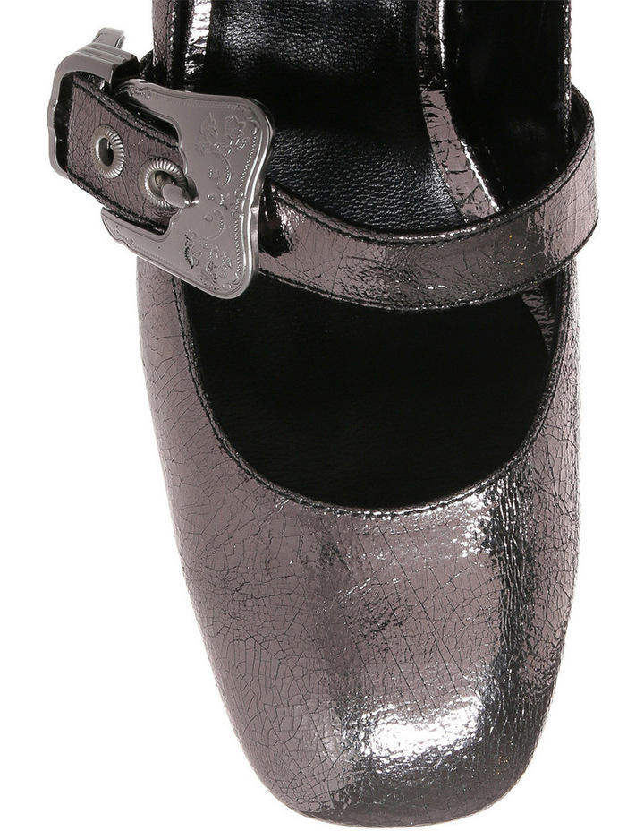 Jane Mary Jane Silver Pump image 3