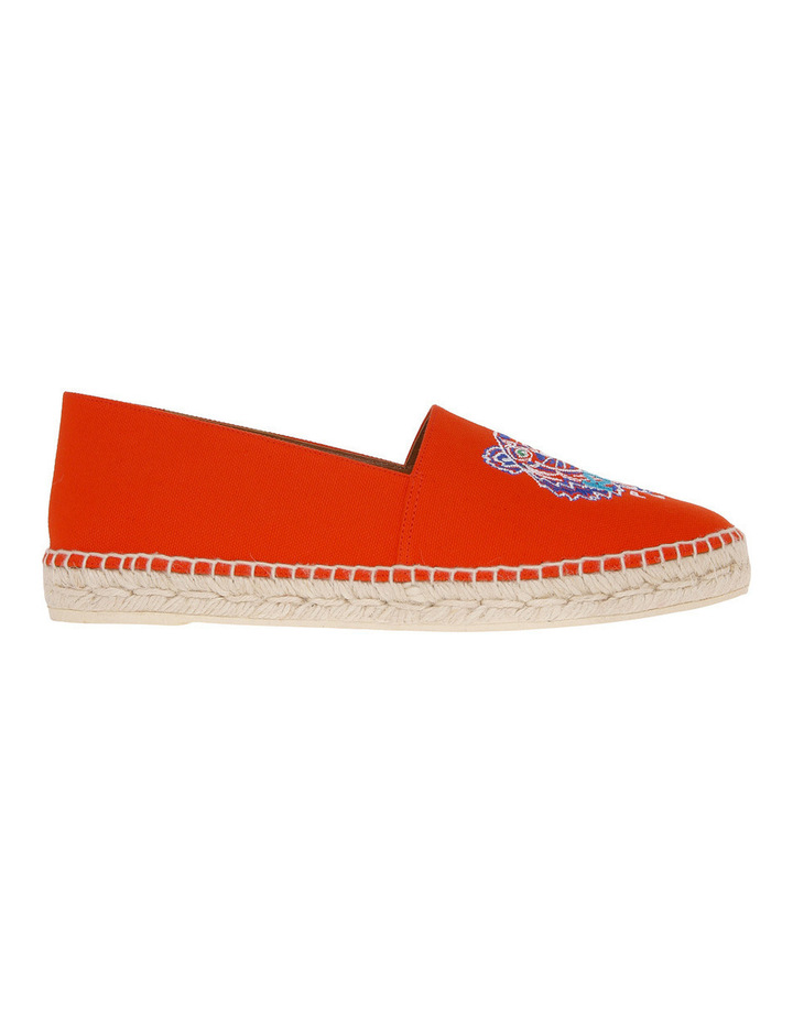 Classic Espadrille Tiger Medium Red image 1