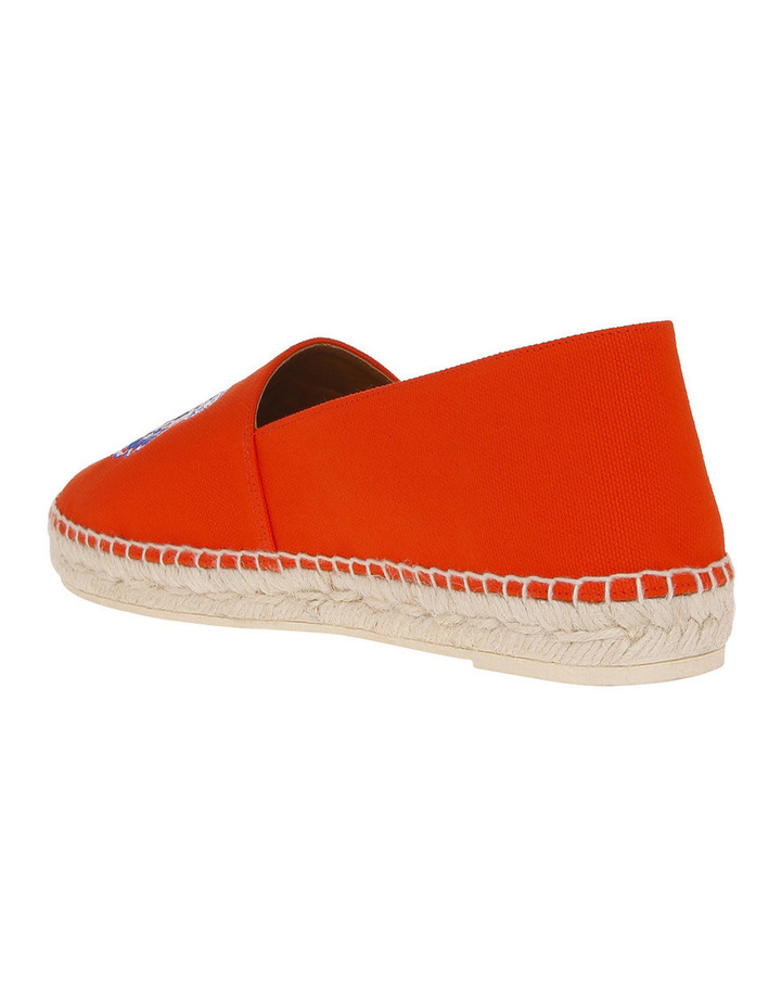 Classic Espadrille Tiger Medium Red image 2