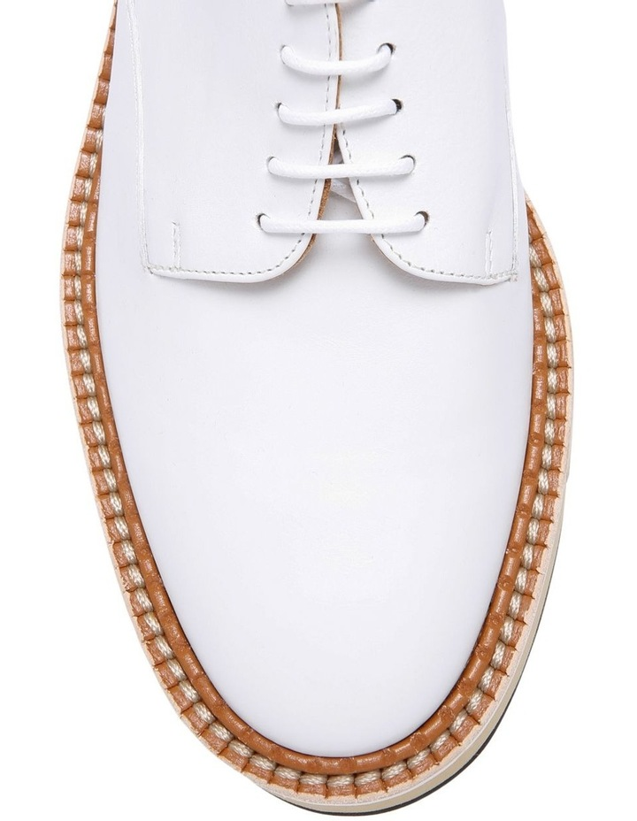 Barbara White Lcalf Heel image 3