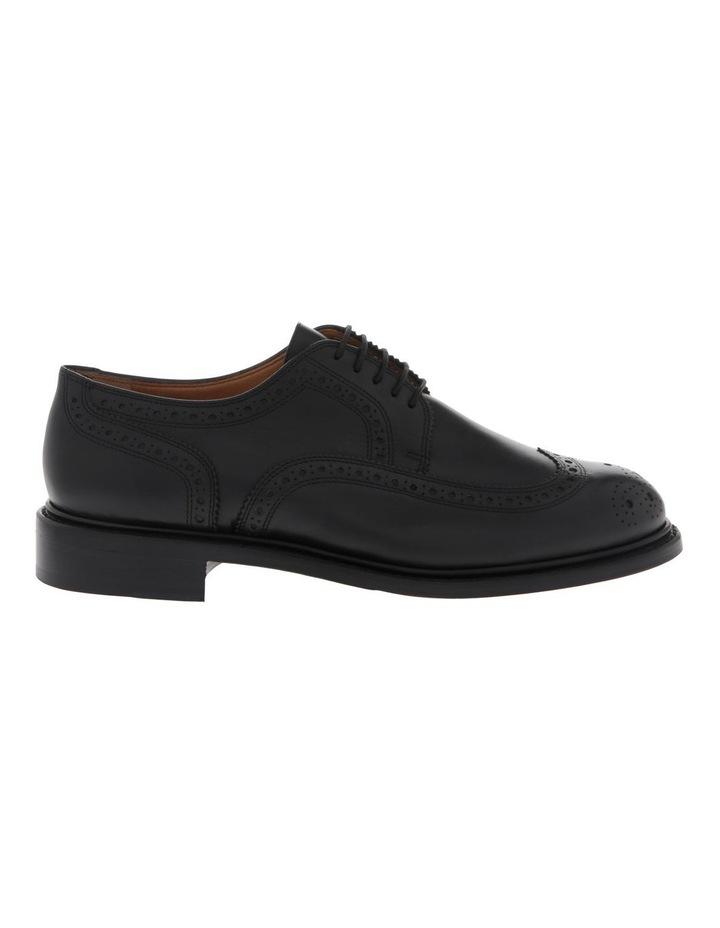 Roli2 Black Calf Flat Shoe image 1