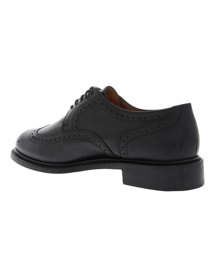 Roli2 Black Calf Flat Shoe image 2