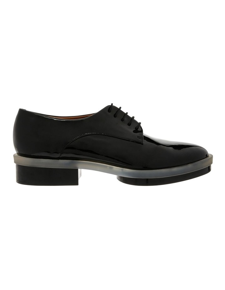Roma Black Patent Derby Shoe image 1