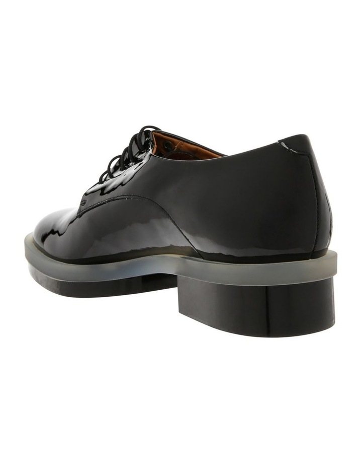 Roma Black Patent Derby Shoe image 2