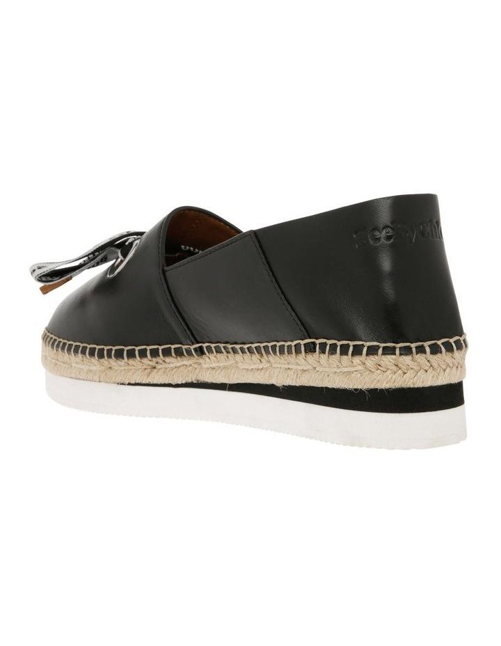 Espadrilles Platform Shoe - Black image 2