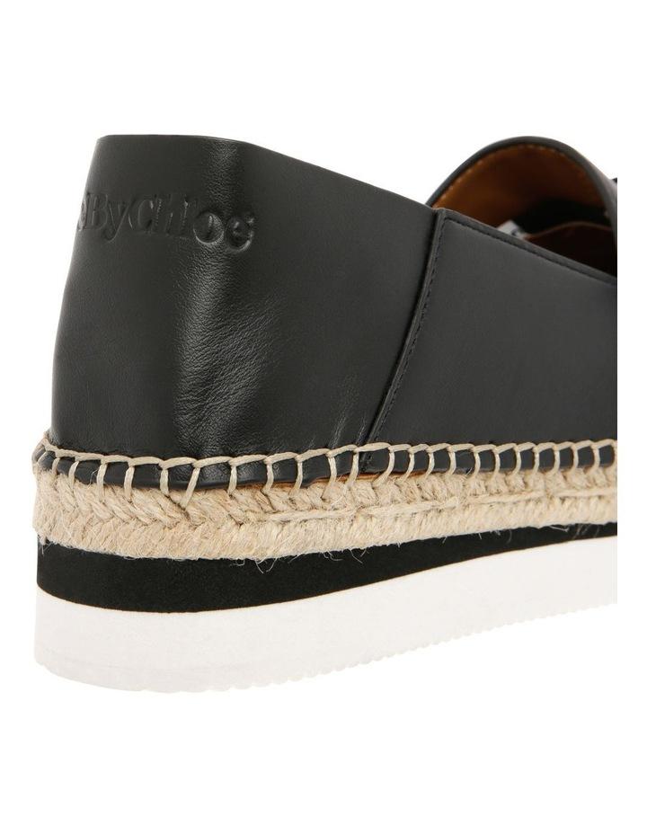 Espadrilles Platform Shoe - Black image 3