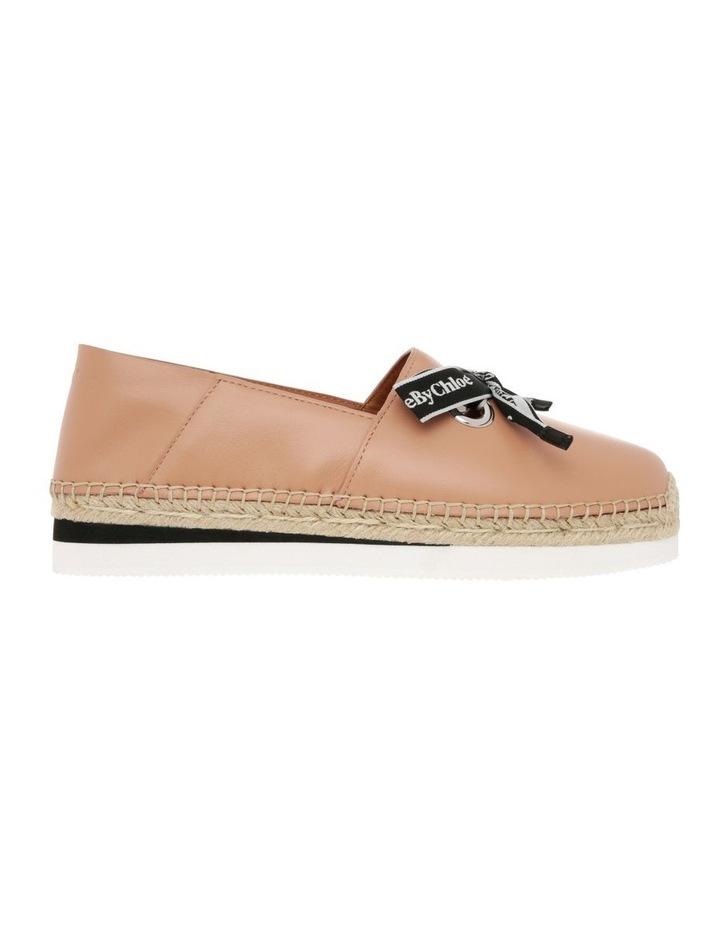 Espadrilles Platform Shoe - Rose image 1