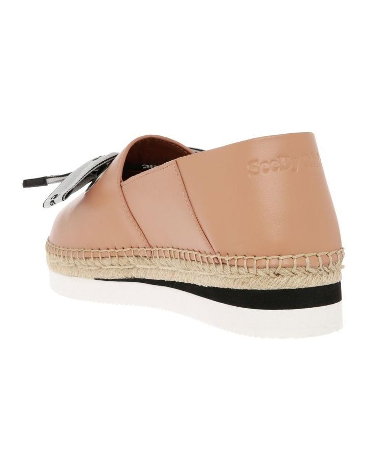 Espadrilles Platform Shoe - Rose image 2