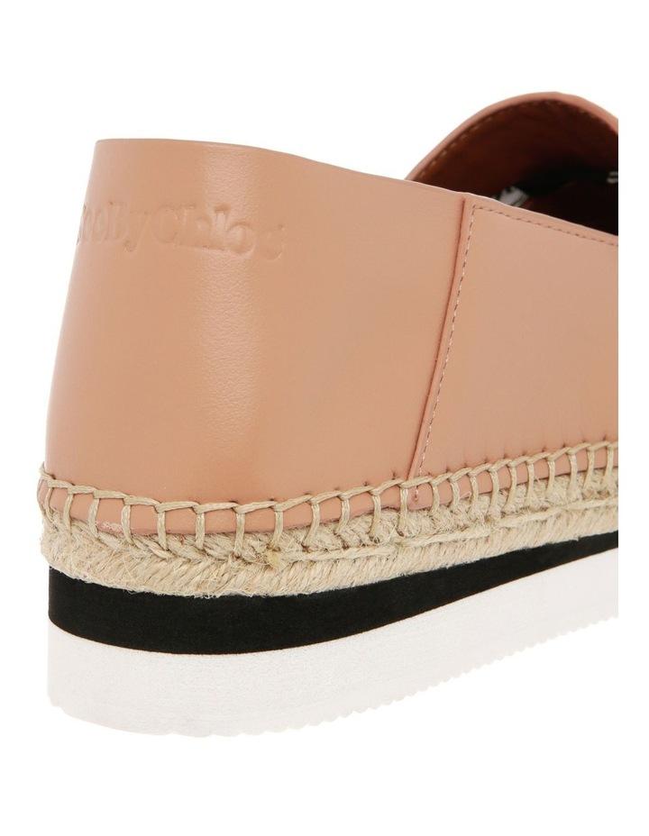 Espadrilles Platform Shoe - Rose image 3