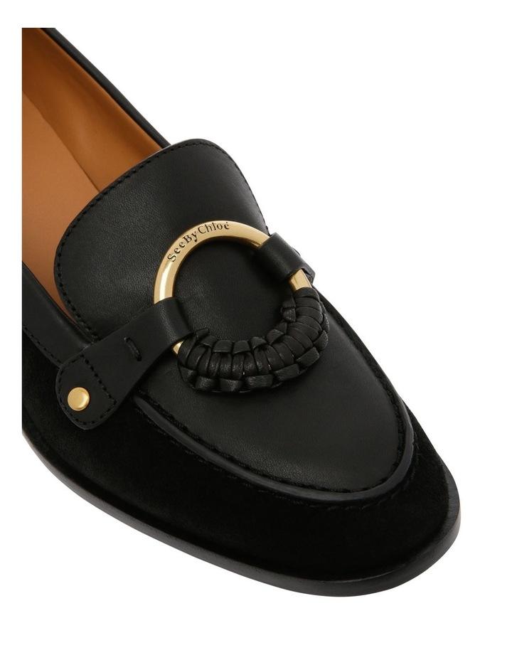 Black Heeled Slipper image 4