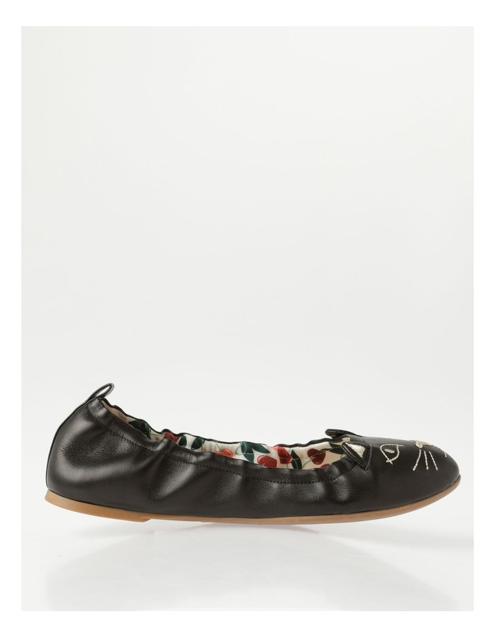 Black Flat Shoes image 1