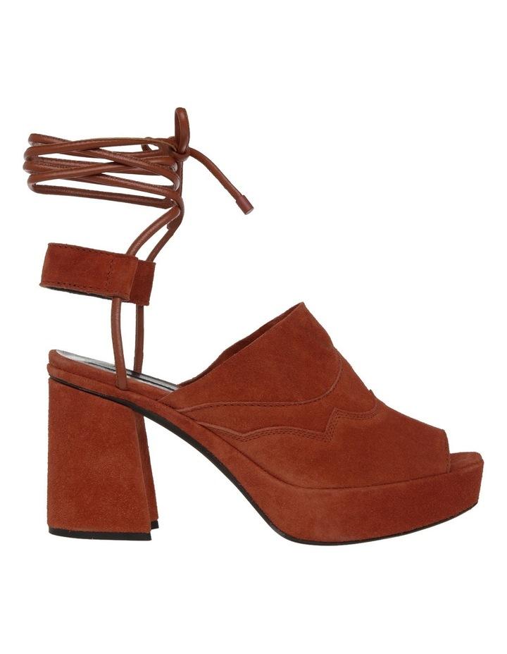 Koko Wrap Sandal in Tan image 1