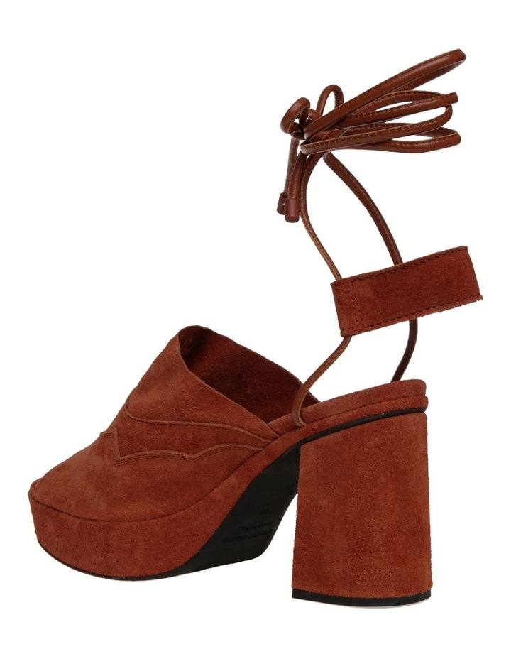 Koko Wrap Sandal in Tan image 3