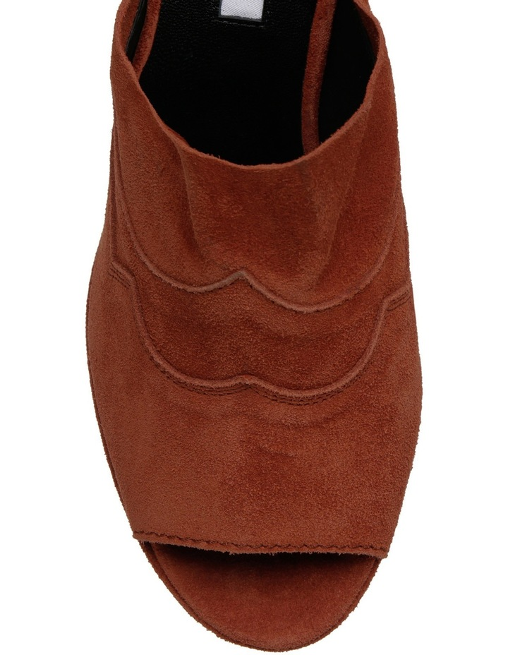 Koko Wrap Sandal in Tan image 4