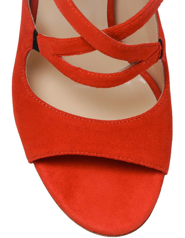 Baddock Black Suede Sandal image 3