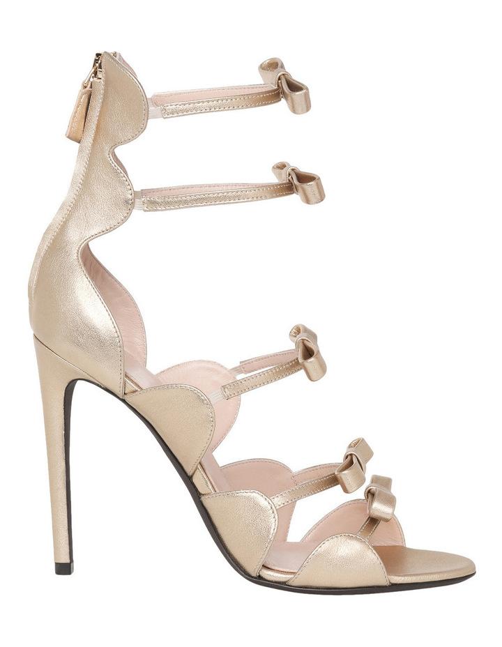 Gold Bow Sandal image 1