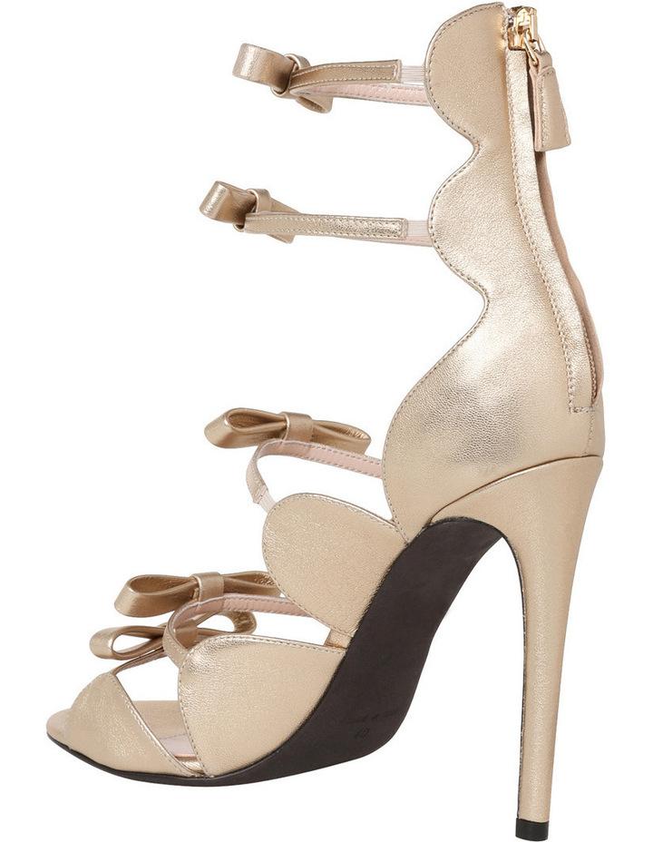 Gold Bow Sandal image 3