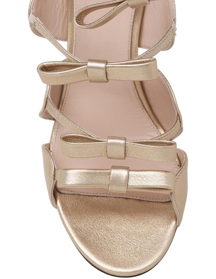 Gold Bow Sandal image 4