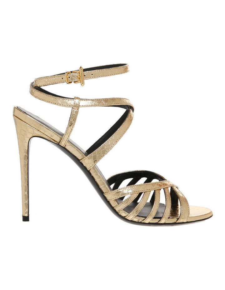 Gold Watersnake Sandal image 1