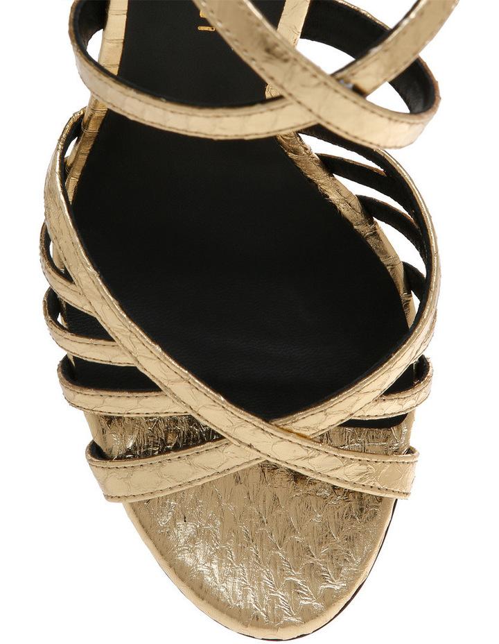 Gold Watersnake Sandal image 3