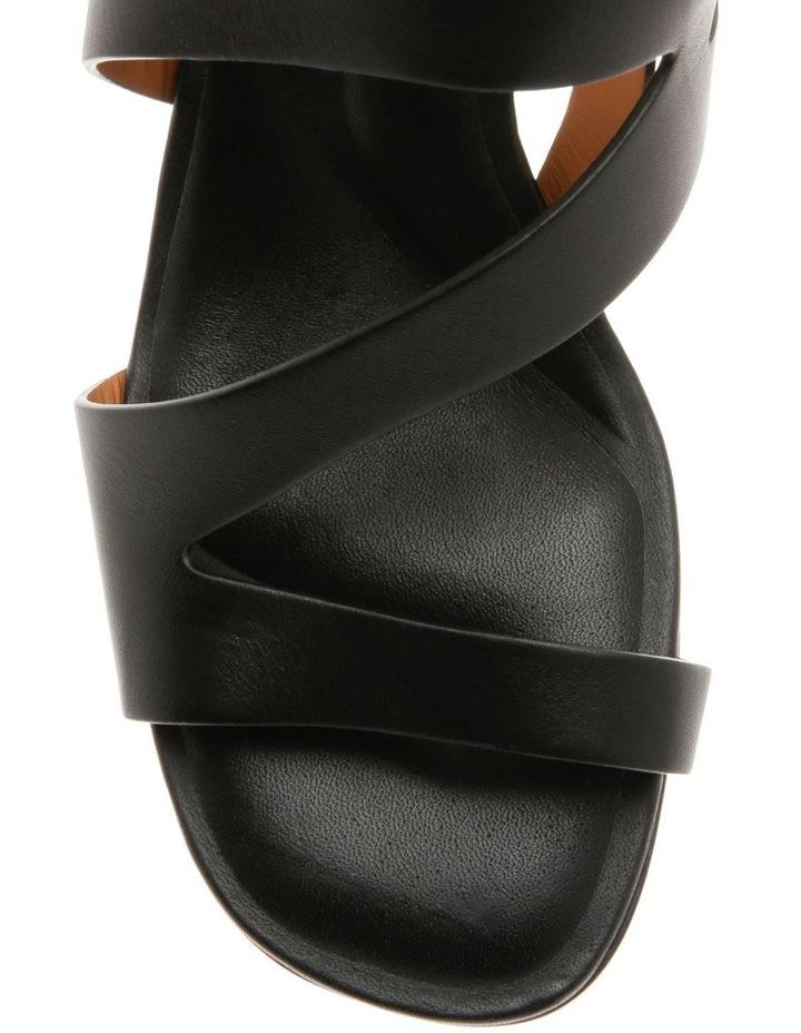 Above Black Calf Sandal image 3