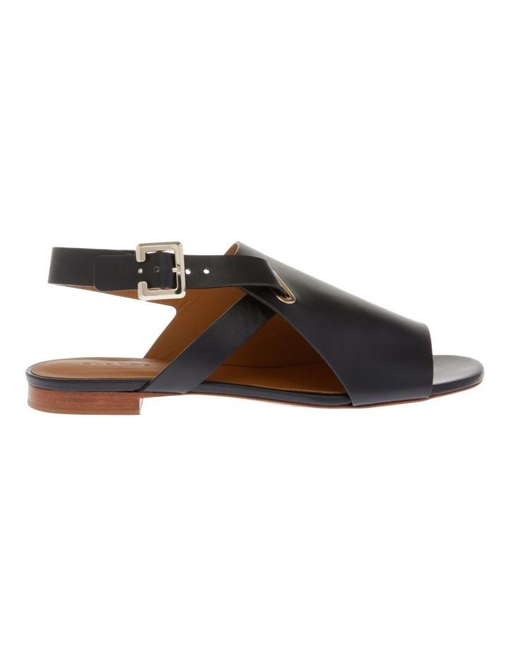 Ada Navy Calf Sandal image 1