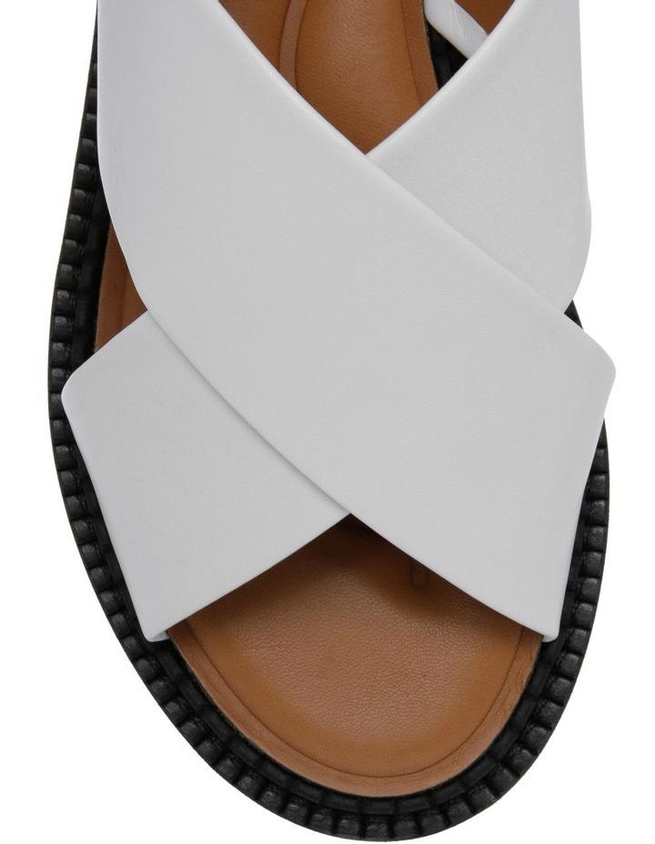 Anae Black Calf Sandal image 3