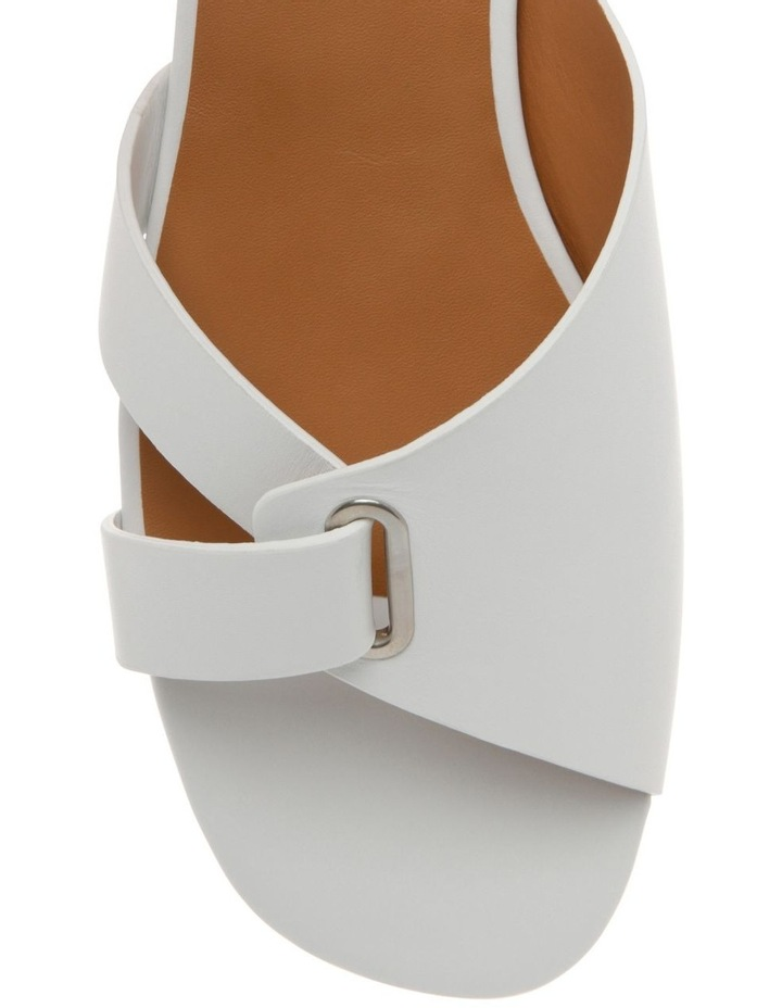 Aston White Calf Sandal image 3