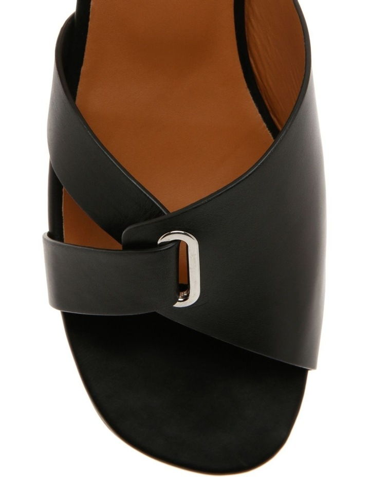 Aston Black Calf Sandal image 3