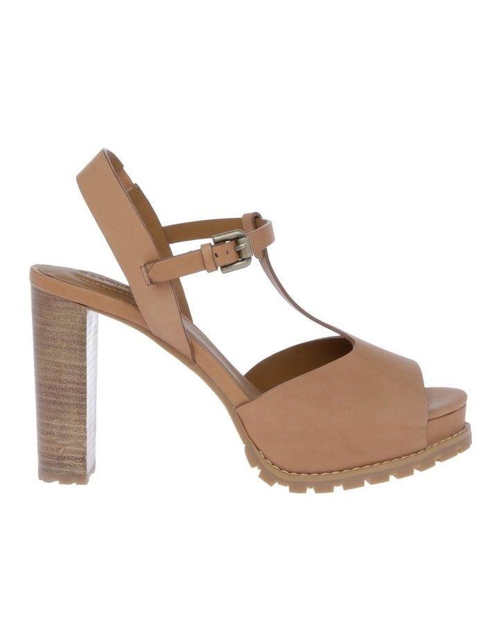 Tan Calf Sandal image 1