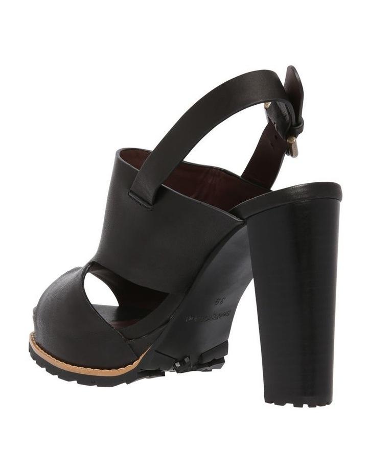 Black Calf Sandal image 2