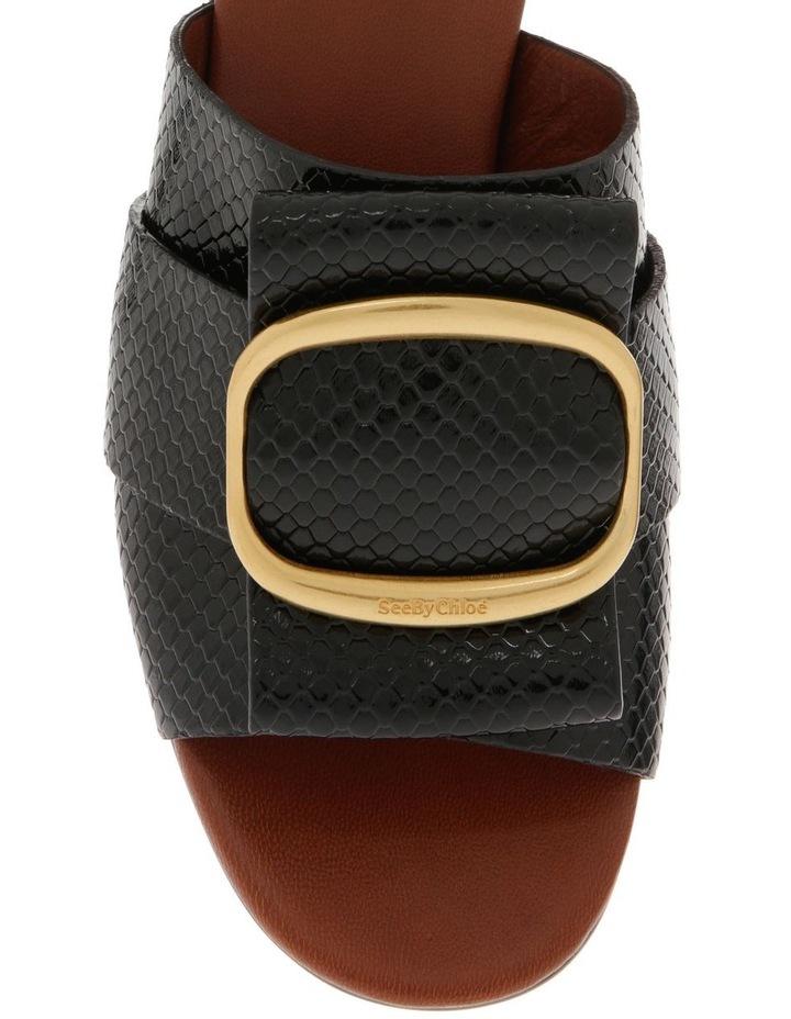 Black Sandal image 2