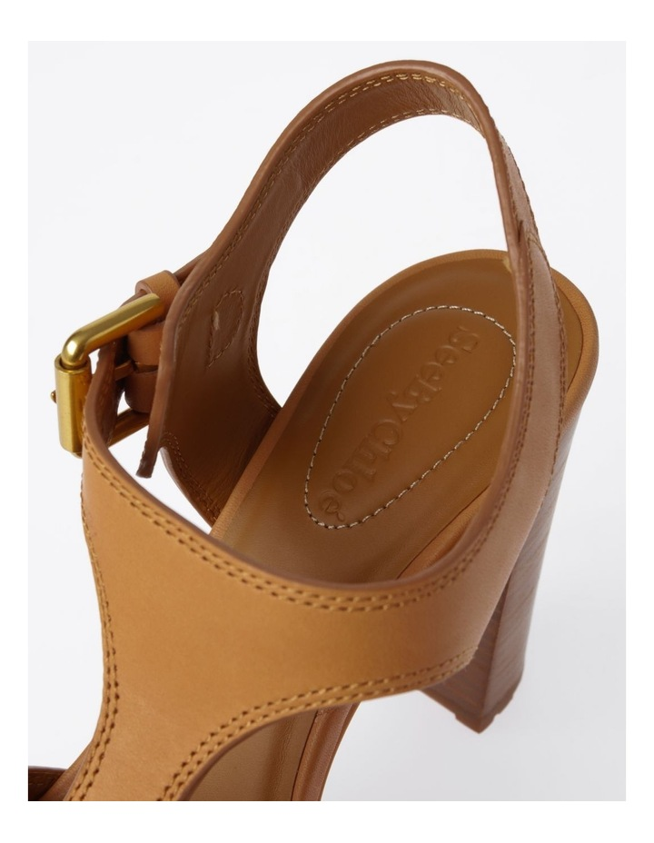 SB34012B Tan 11161 Sandal image 6