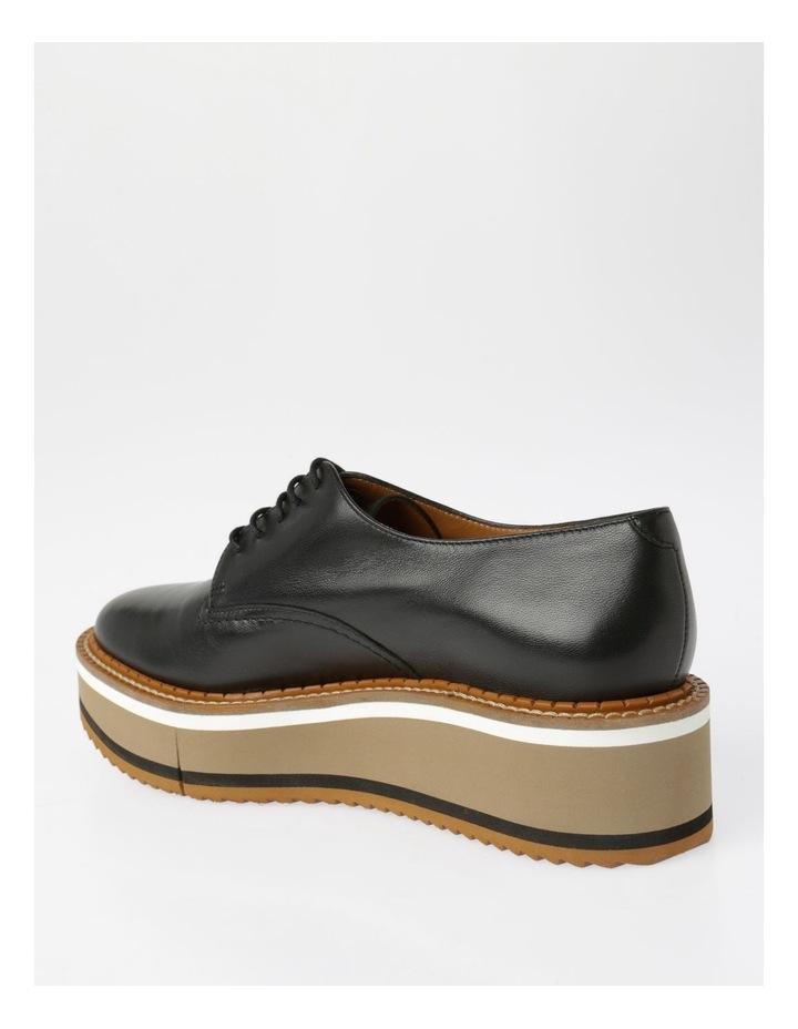 Berlin Black Nappa Flat Shoes image 3