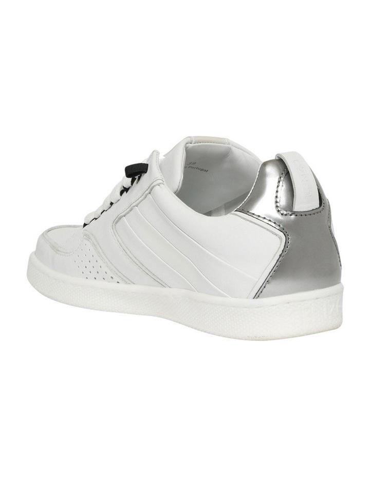 Kansas White Sneaker image 3
