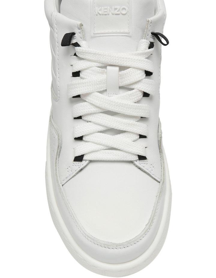 Kansas White Sneaker image 4