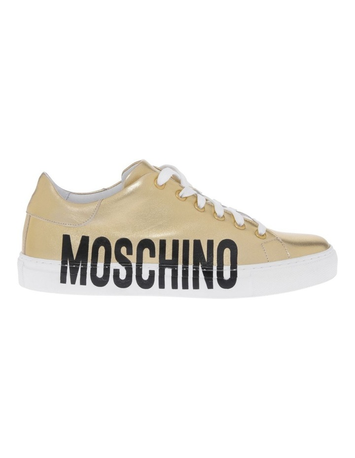 Gold Sneaker image 1